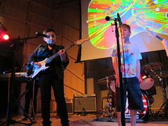 IMG_4358 (NYC Guitar School) Tags: nyc guitar school performance rock teen kids music 81513 summer camp engelman hall baruch gothamist plasticarmygirl samoajodha samoa jodha