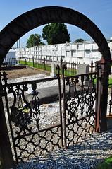 St Andrews society gate