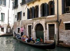 Venice (400) (Silvia Inacio) Tags: venice italy veneza canal gondola venezia itália