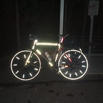 Bicycle reflectors thumbnail