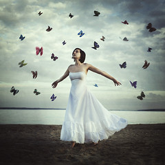 X (Edry Hilario) Tags: art photography fineart butterflies dreams wishes select dreamscape