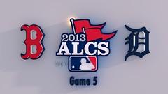 ALCS -Game 5 -Gary Zappelli