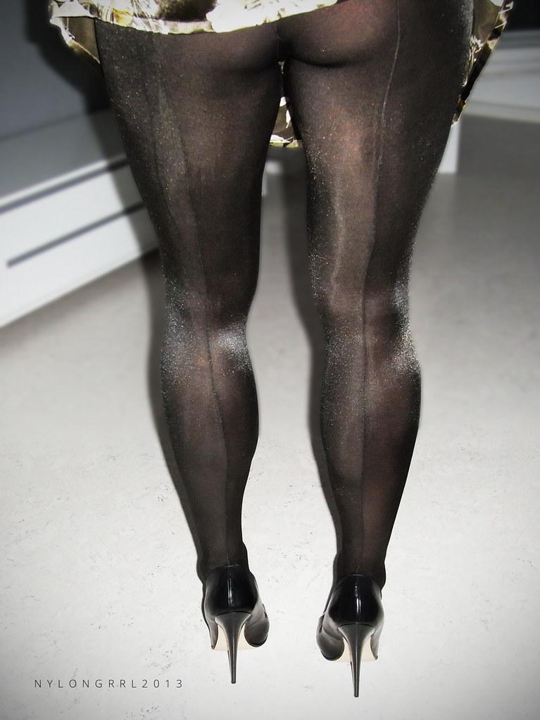 Sexy shiny ass