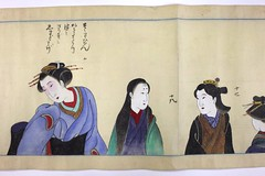 SDIM1379 (AkinoSasafune) Tags: woman japan  ornamental hairstyle edo hairpin