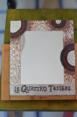 """Specchiera """"Le Quattro Tessere"""" (claudiamameli) Tags: art mirror stones marble mosai smaltiveneziani"""