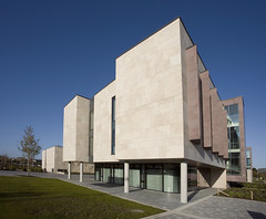Sutherland school of law (Wendy:) Tags: autumn architecture 1740mm ucd belfield sutherlandschooloflaw