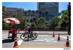 0110 - 0062 (Alf Ribeiro) Tags: city cidade brazil urban brasil digital downtown day capital centro bicicleta dia diverso ciclista urbano cor domingo esporte lazer metrpole viadutodocha ciclofaixa alfribeiro