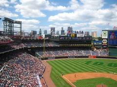 "Left Field at Turner Field • <a style=""font-size:0.8em;"" href=""http://www.flickr.com/photos/109120354@N07/11047187375/"" target=""_blank"">View on Flickr</a>"