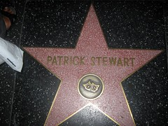 """Patrick Stewart Star • <a style=""""font-size:0.8em;"""" href=""""http://www.flickr.com/photos/109120354@N07/11047722234/"""" target=""""_blank"""">View on Flickr</a>"""