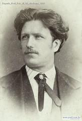 Eugenio Prati Foto di GB Altadonna  1870