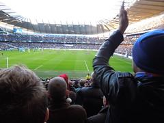Manchester City v Crystal Palace (2013) (Paul-M-Wright) Tags: city uk england manchester football december crystal britain stadium soccer great ground palace v match british 28 premier league cityofmanchesterstadium etihad 2013