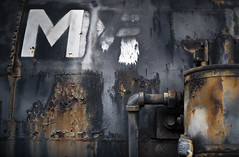 M (hutchphotography2020) Tags: abstract train rust tank pipes m trainengine boiler httphutchphotography2020wordpresscom