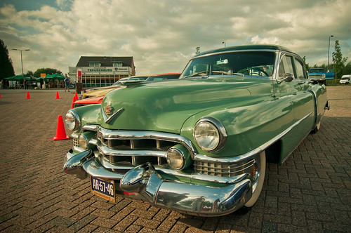 Cadillac Fleetwood Sedan 1951 - AR-57-46
