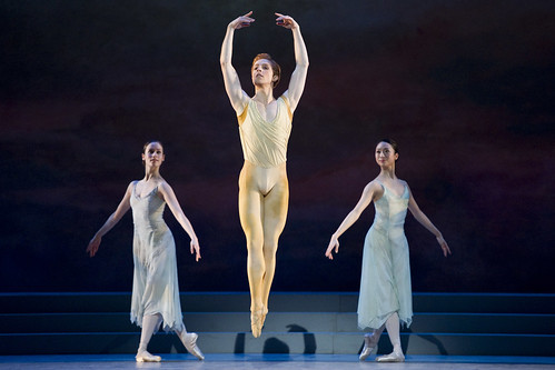 Ballet Essentials: Rhapsody / Tetractys – The Art of Fugue / Gloria