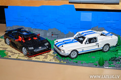 TLM_premiere_07022014-78 (latlug_lv) Tags: car set movie fun team kino funny lego display bricks latvia premiere sets riga lug mocs moc tlm citadele latlug thelegomovie