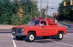 NCVFD Bsh 251 1978 Chev 30-NCVFD 250-350 G-M (Jay's Fire Truck Photos) Tags: chevrolet 30