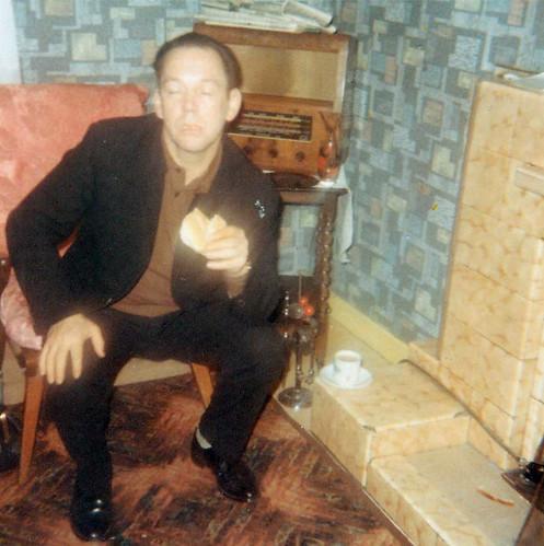 Frank Greenaway 1960s