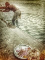 Rajasthan .. India (Nick Kenrick.) Tags: rajasthan india pushkar hindu puja