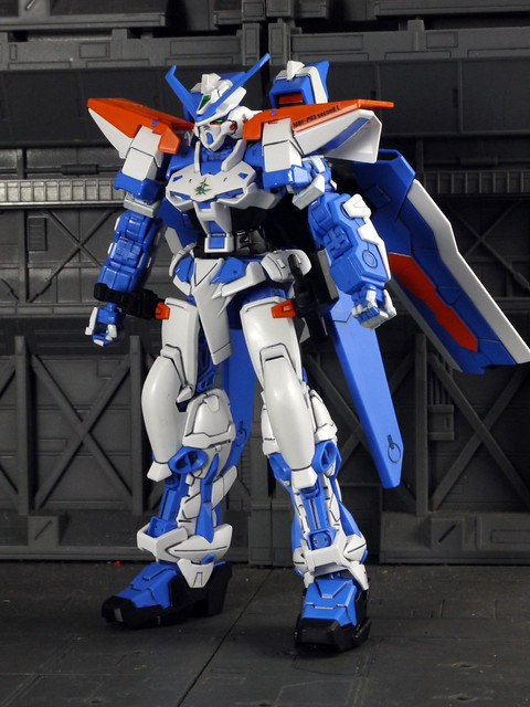 Gundam Astray Blue Frame Second L