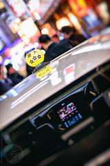 Master (SandoCap) Tags: urban japan night tokyo shinjuku bokeh taxi  fujifilm   mil   xt1 fujinonxf56mmf12r
