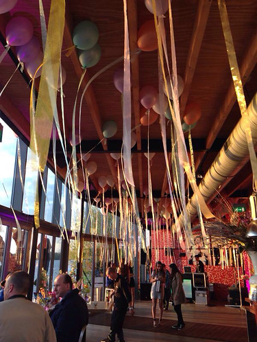 Heliumballonnen De Tuin van de Vier Winstreken Rotterdam