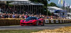 Ferrari FXX-K @ Goodwood Festival of Speed 2015 (Photo Quintessence) Tags: england car k canon eos westsussex ferrari racing dslr fos goodwood motorsport fxxk fxx goodwoodfestivalofspeed goodwoodfos canon1dx ferrarifxxk fos2015