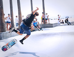 Venice Skate Park 15 by Ginger Liu #Photography (GINGER LIU PHOTOGRAPHY) Tags: ocean california park santa street travel venice summer vacation sky urban usa white holiday seascape black art beach boys fashion basketball sport kids youth canon ball landscape photography us losangeles seaside los boards sand freestyle skateboarding angeles documentary angles free lifestyle adventure part monica skate skateboard northamerica southerncalifornia hoops santamonicabeach allstars styling