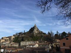 Rocca di Campiglia (Lost Route) Tags: rocca orcia campiglia panoramico landscape town village medioevo val dorcia trekking sentiero lost route