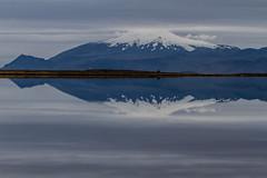 Snæfellsjökull (icecold46) Tags: snæfellsjökull glaciar jökull vatn lake reflection speglun stillweather logn
