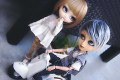 Hey miss ! (--Ariana--) Tags: taeyang jade full custom pullip clarity groove obitsu volks