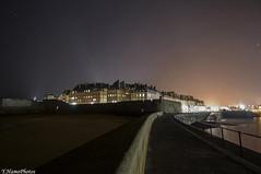 Saint Malo 23:30 (Yohann Hamonic) Tags: yohannhamonic saint malo st nuit étoiles night light stars sky