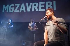 Концерт группы Мгзавреби (MGZAVREBI)