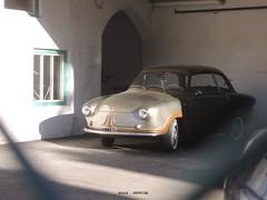 Fiat 600 Coupé Monterosa (regular carspotting) Tags: fiat 600 coupé monterosa italian rare classic car coachbuilt coupe