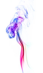 Colorful smoke! (Saffatara) Tags: smoke smokeart macrophotography macro colorful color creative creativephotography closeup nikon nikond750 nikonphotography indoor