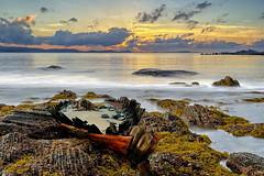 Relitto (Zz manipulation) Tags: art ambrosioni zzmanipulation mare relitto sea spiaggia