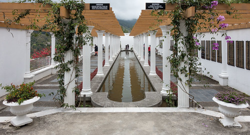 Kundasang war memorial, Borneo