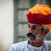 The man with the turban
