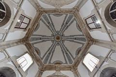 Ceiling star (JG - Instants of light) Tags: chapel sanctuary religious tourism west estrela teto capela santuário religioso turismo oeste óbidos leiria portugal nikon d5500 sigma 1020