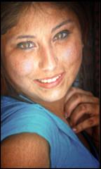 (Cliff Michaels) Tags: nikon photoshop pse9 prisma fae3 girl woman teen pretty beauty portrait smile eyes face headshot