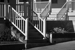 """Porches & Lattice"" (Violentz) Tags: porch stairs lattice streets reverema"