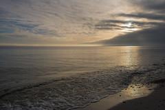 Golden light (Infomastern) Tags: smygehamn cloud coast hav kust sea sky östersjön