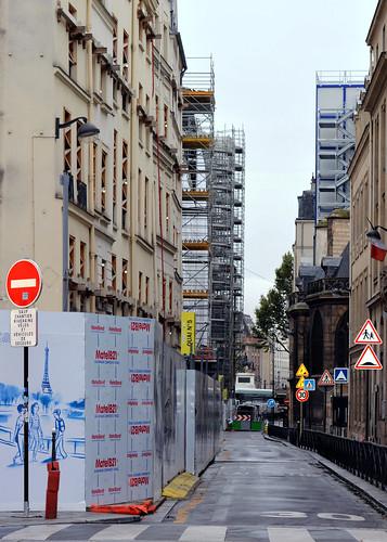 First Day's Walk in Paris (1)