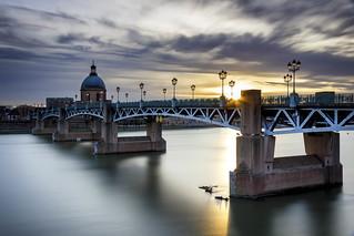 Toulouse Sunset #explore