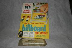 Kellogg's Billboard Box Back (toyfun4u) Tags: kelloggs cereal