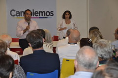 Charla debate con Francisco Quintana 29/3