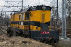 770 412-5 (PlessRail) Tags: 770 7704125 petroviceukarviné moravskoslezskýkraj czechy zima