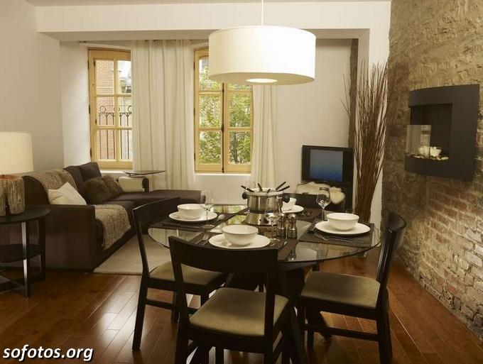 Salas de jantar decoradas (111)