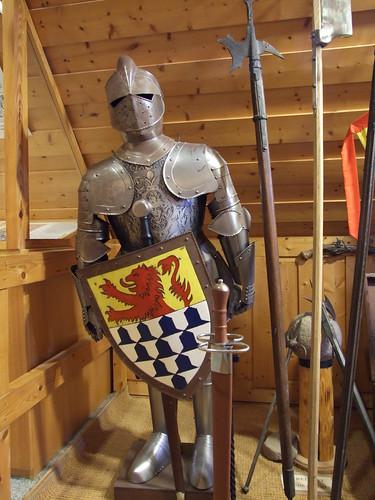 Burgmuseum Burg Rötteln