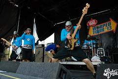 The Aquabats by Steven Matview (Steven Matview) Tags: concert punk ska warpedtour livemusic musicfestival newwave fearless poppunk vanswarpedtour supershow fearlessrecords