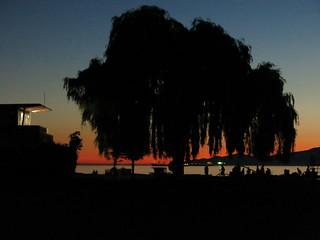 Kits Beach Sunset #3293